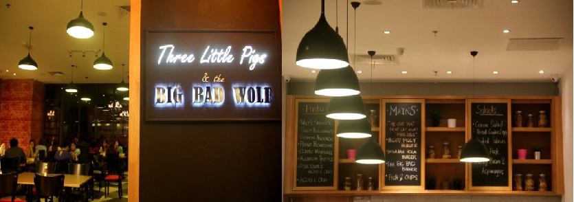 Big Bad Wolf Restaurant Malaysia Review